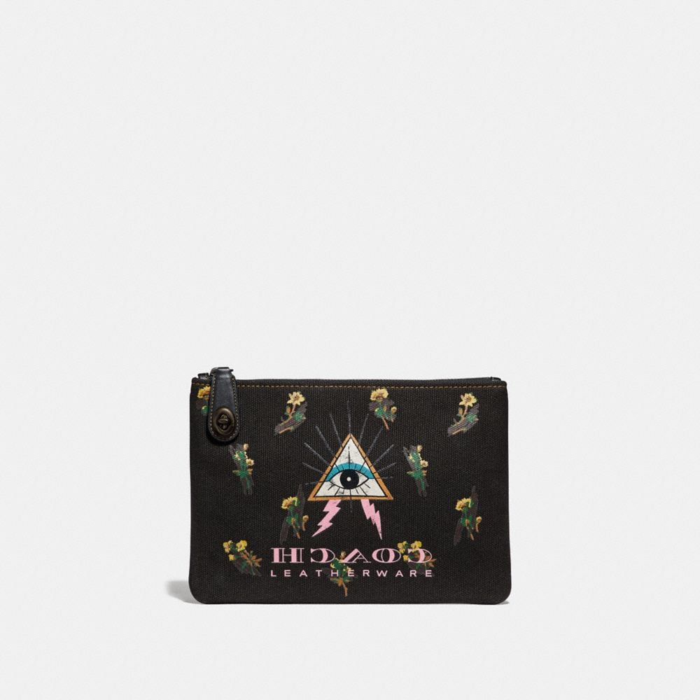 TURNLOCK POUCH 26 WITH PYRAMID EYE