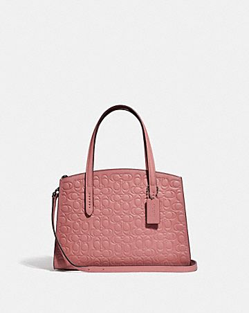 3093b52e88779 CHARLIE CARRYALL 28 IN SIGNATURE LEATHER