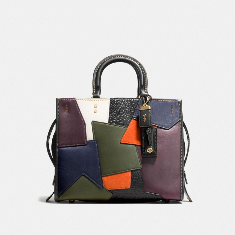 ROGUE BAG IN PATCHWORK LEATHER