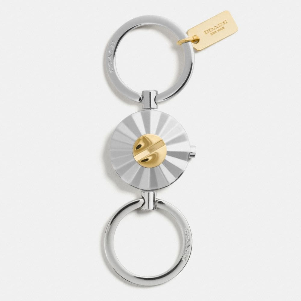 DAISY RIVET VALET KEY RING