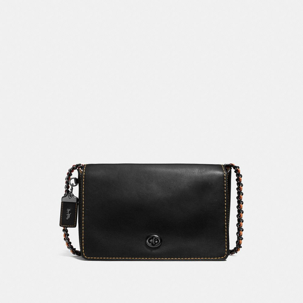 DINKY CROSSBODY 24 IN GLOVETANNED LEATHER