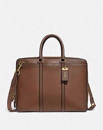 f38bdcce Men's Briefcases | COACH ®