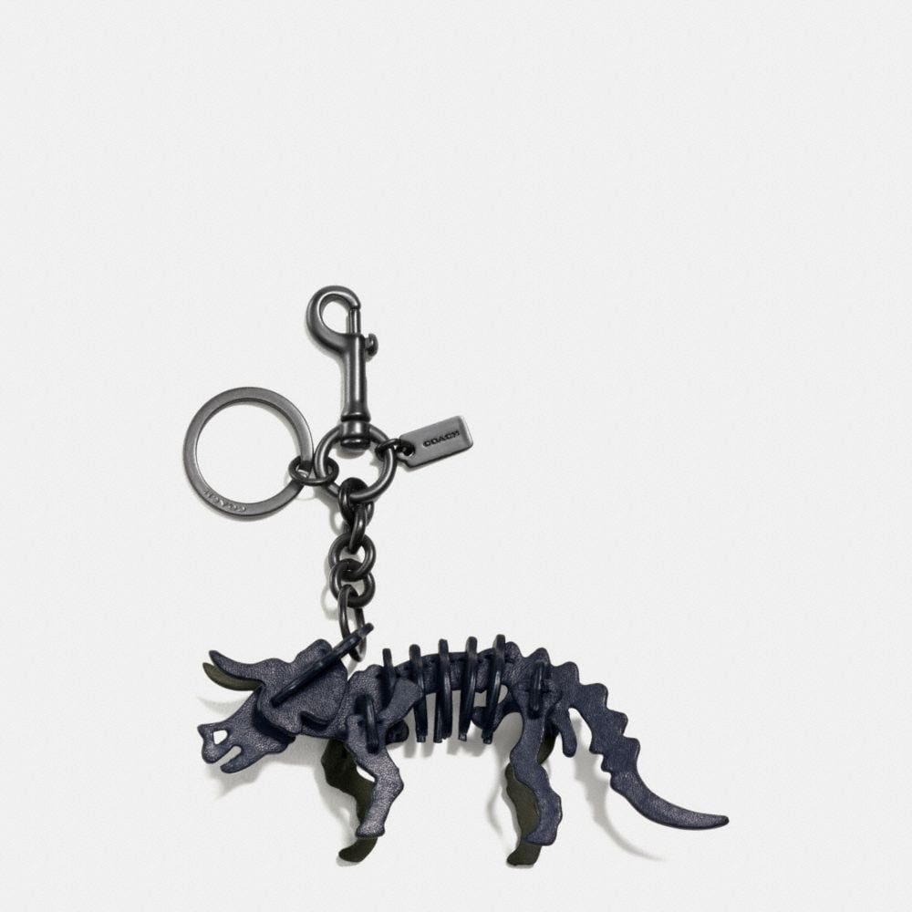 SMALL TRICERATOPS CHARM