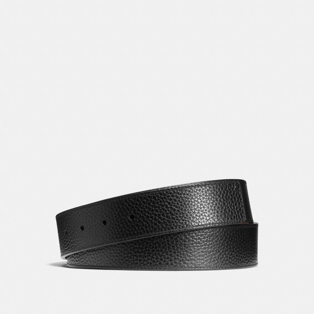 CUT-TO-SIZE REVERSIBLE BELT STRAP