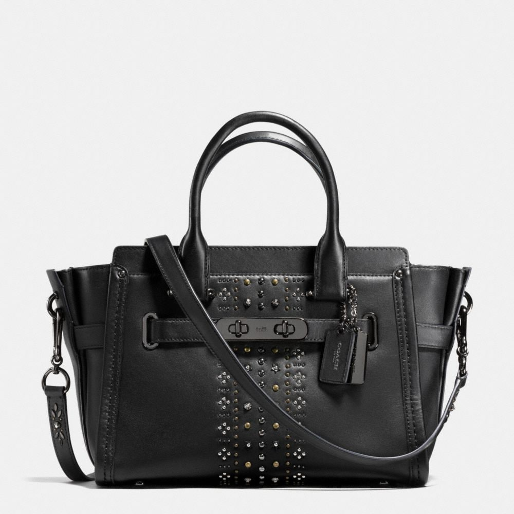 COACH SWAGGER 27 WITH BANDANA RIVETS
