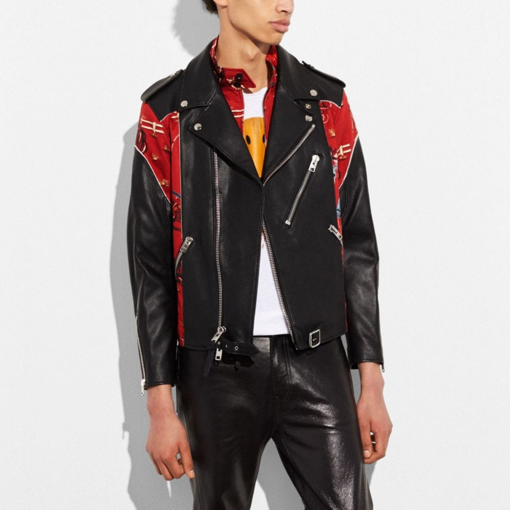 MASHUP MOTO BARRACUDA JACKET