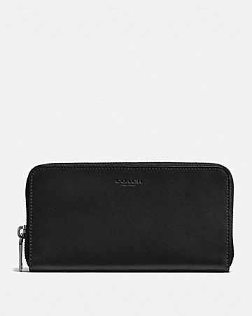 0aaad4731bba Men's Leather Wallets | COACH ®