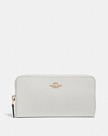 dc9cfcf8336b Women's Leather Wallets | COACH ®