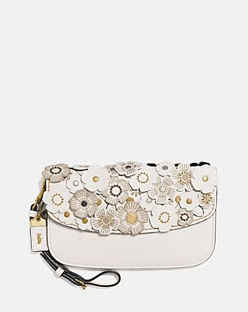 "CLUTCH IM ""TEA ROSE""-DESIGN"