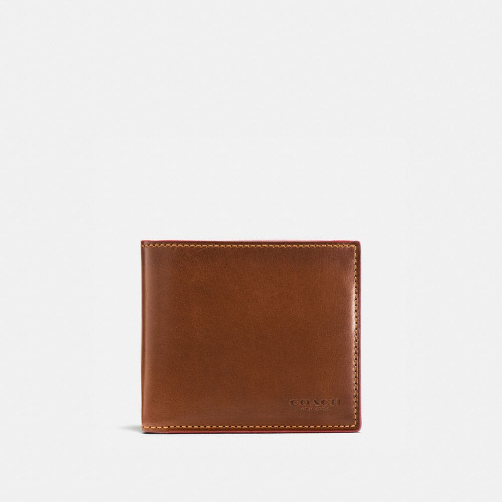 Men S Wallets Coach