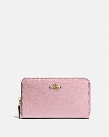 83d0fe2b4ec6 Women's Leather Wallets | COACH ®