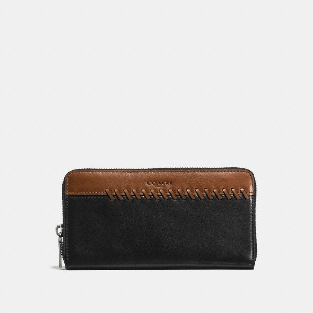 RIP AND REPAIR ACCORDION WALLET IN SPORT CALF LEATHER