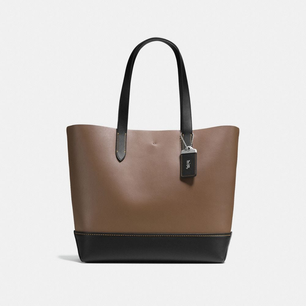 GOTHAM TOTE IN GLOVE CALF LEATHER