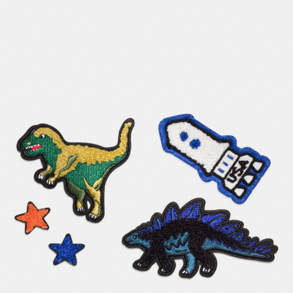 REXY AND THE COACH BEASTS STICKERS