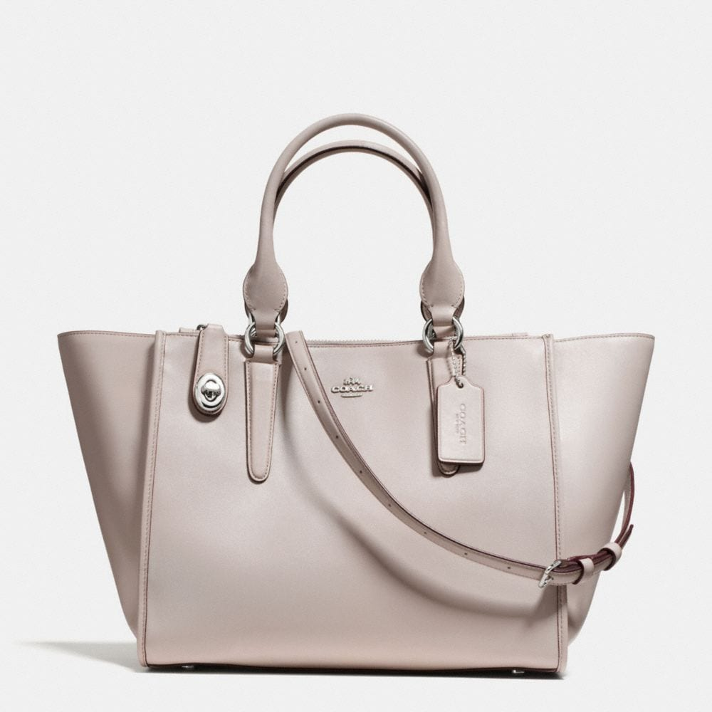 Crosby Carryall in Smooth Leather