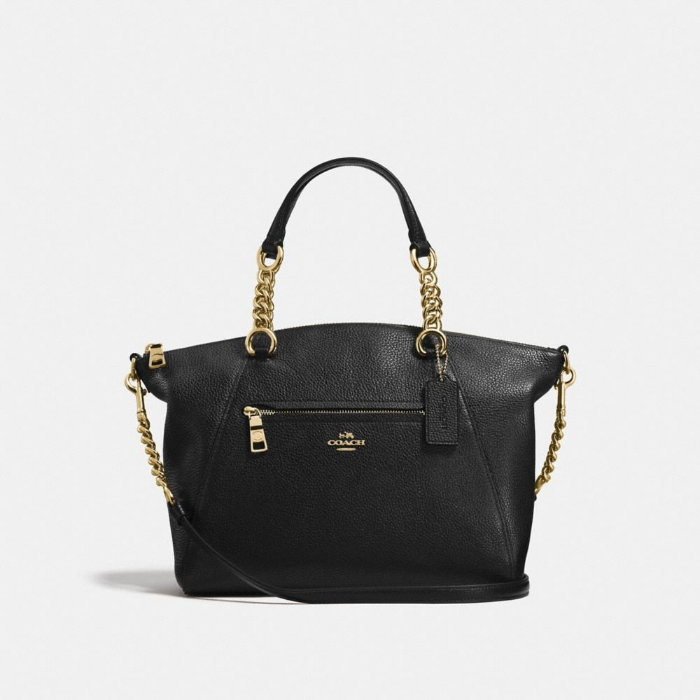 CHAIN PRAIRIE SATCHEL