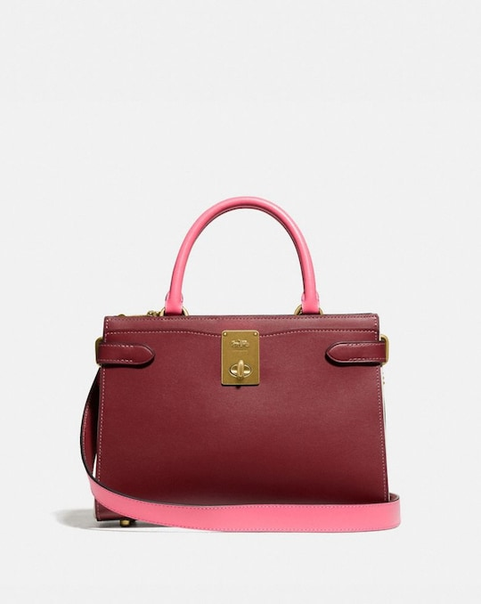 BOLSO HUTTON CON BLOQUES DE COLOR