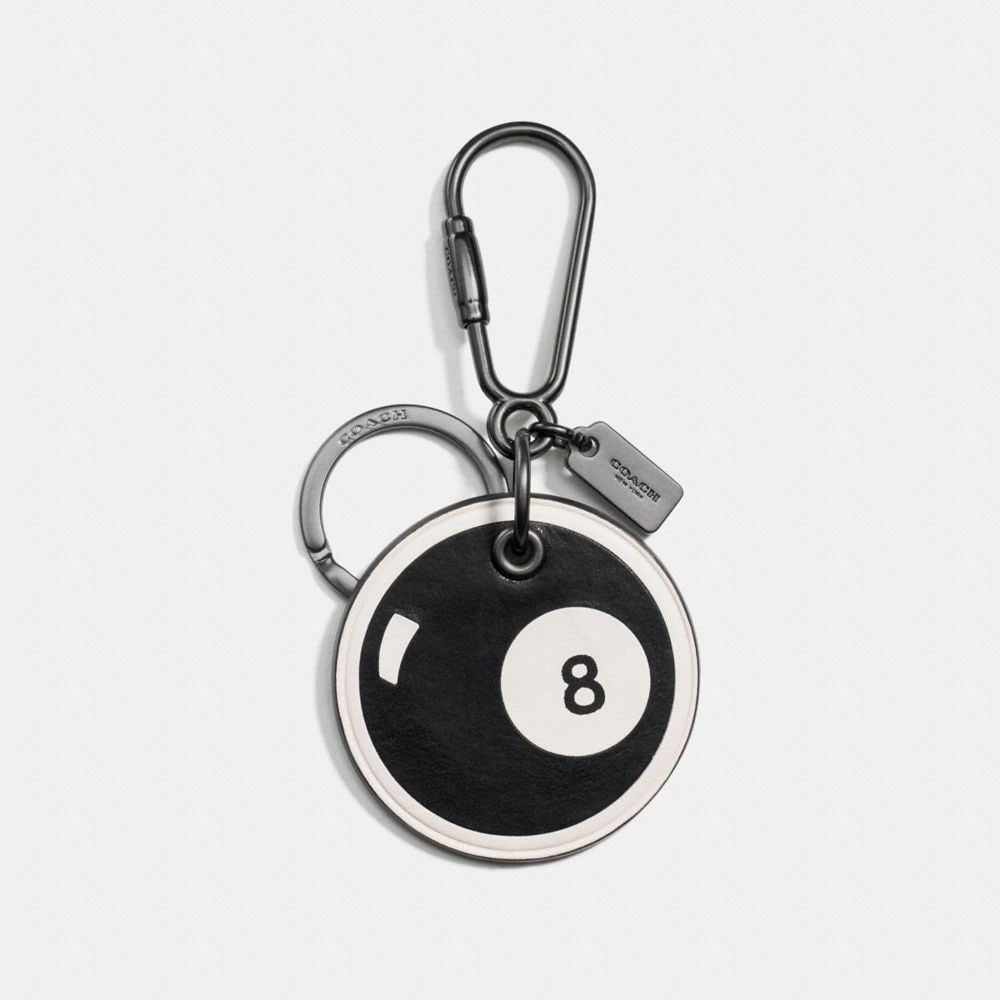 8 BALL BAG CHARM