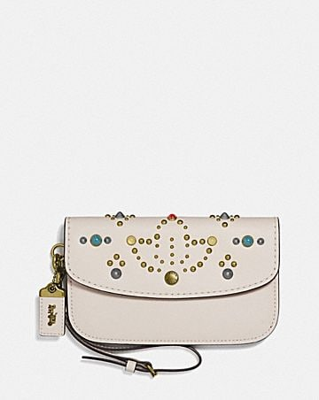 CLUTCH WITH RIVETS ... d4dba4352e819