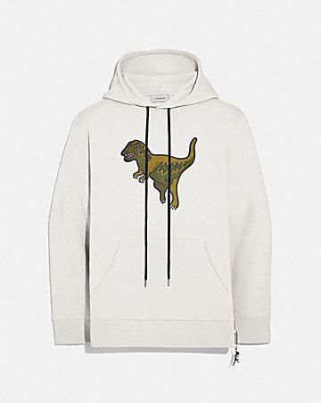 SWEAT À CAPUCHE REXY