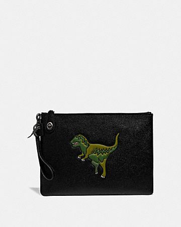 TURNLOCK POUCH WITH REXY