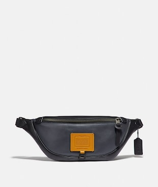 SAC CEINTURE RIVINGTON EN COLOR BLOCK