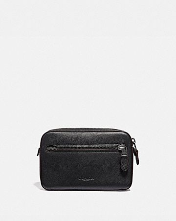 METROPOLITAN SOFT BELT BAG