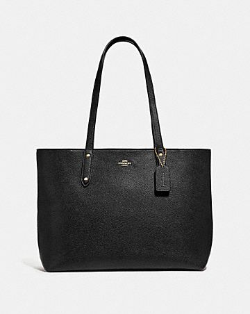 6b3b287ee Leather Tote Bags | COACH ®
