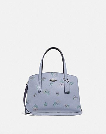CHARLIE CARRYALL 28 WITH MEADOW PRAIRIE PRINT