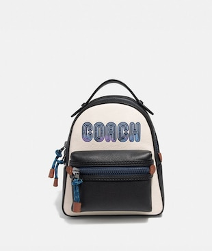 CAMPUS BACKPACK 23 WITH COACH PRINT