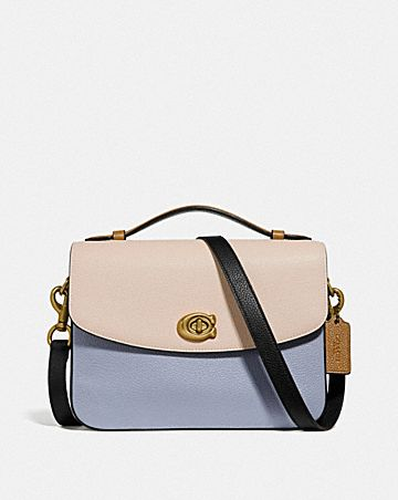 CASSIE CROSSBODY IN COLORBLOCK