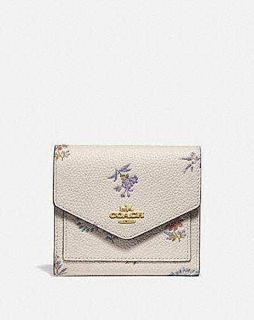 3e3ad7d81f48 Women's Small Wallets | COACH ®