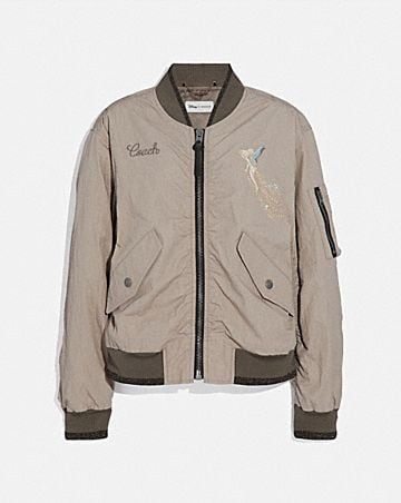 DISNEY X COACH MA-1 JACKET
