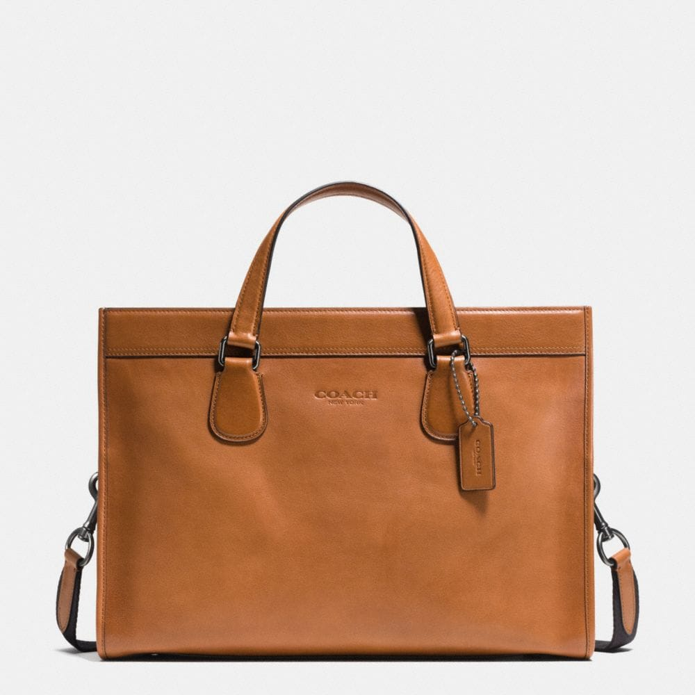 SMITH BRIEF IN SPORT CALF LEATHER