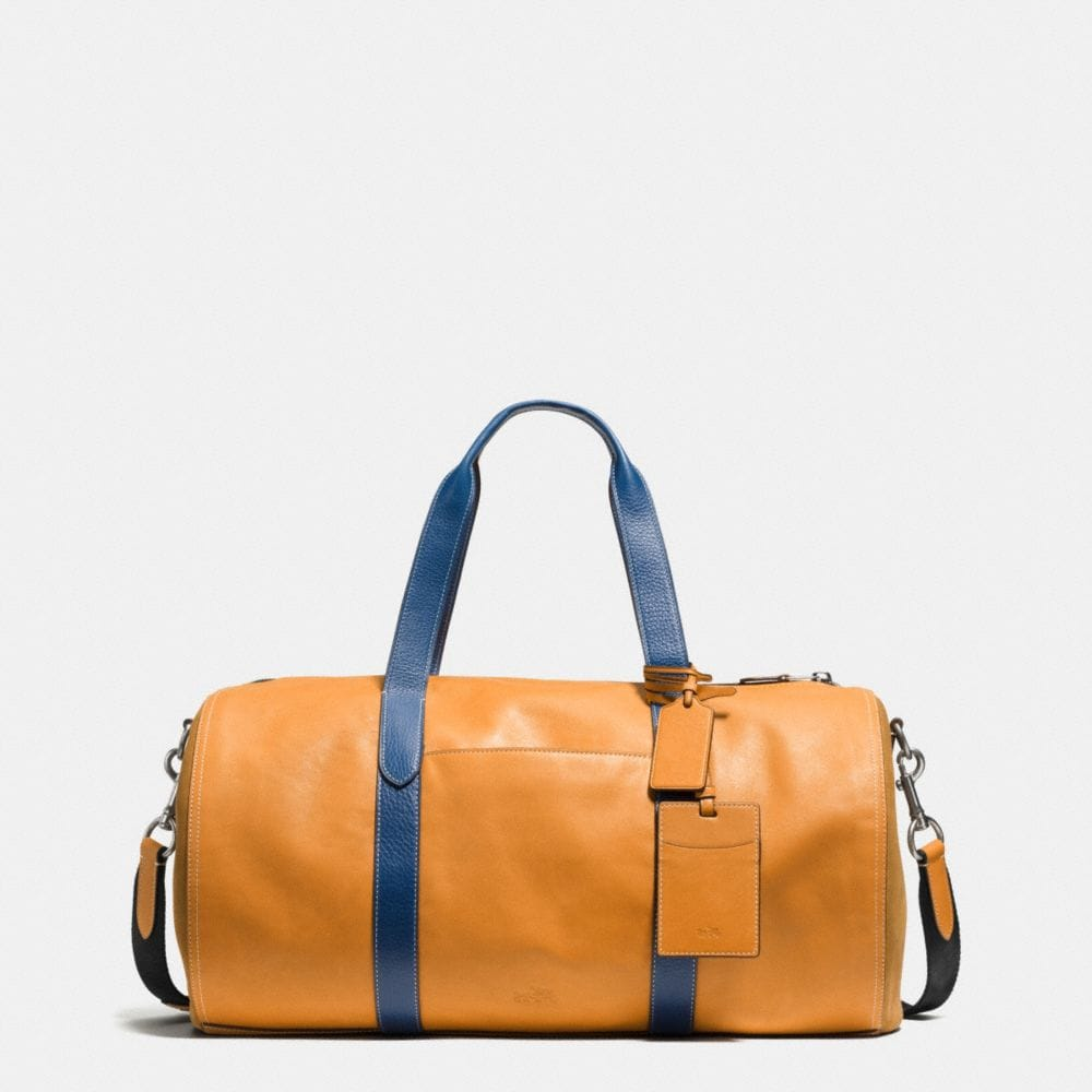 LARGE GYM BAG IN SPORT CALF LEATHER