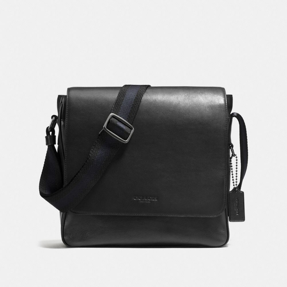 METROPOLITAN MAP BAG IN SPORT CALF LEATHER
