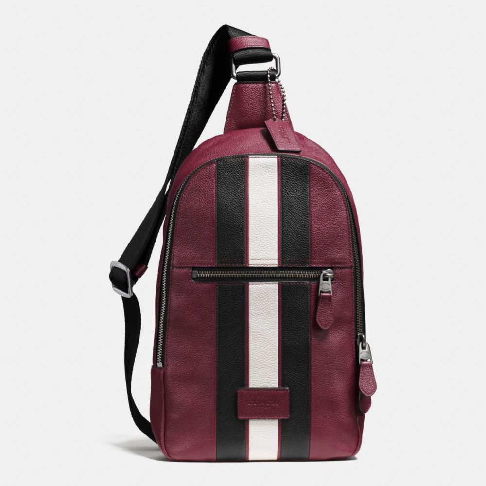 MODERN VARSITY CAMPUS PACK IN PEBBLE LEATHER
