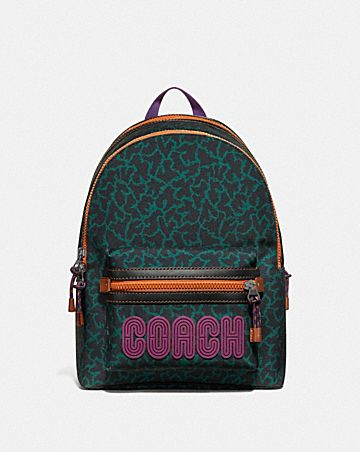 MOCHILA ACADEMY CON ESTAMPADO ANIMAL
