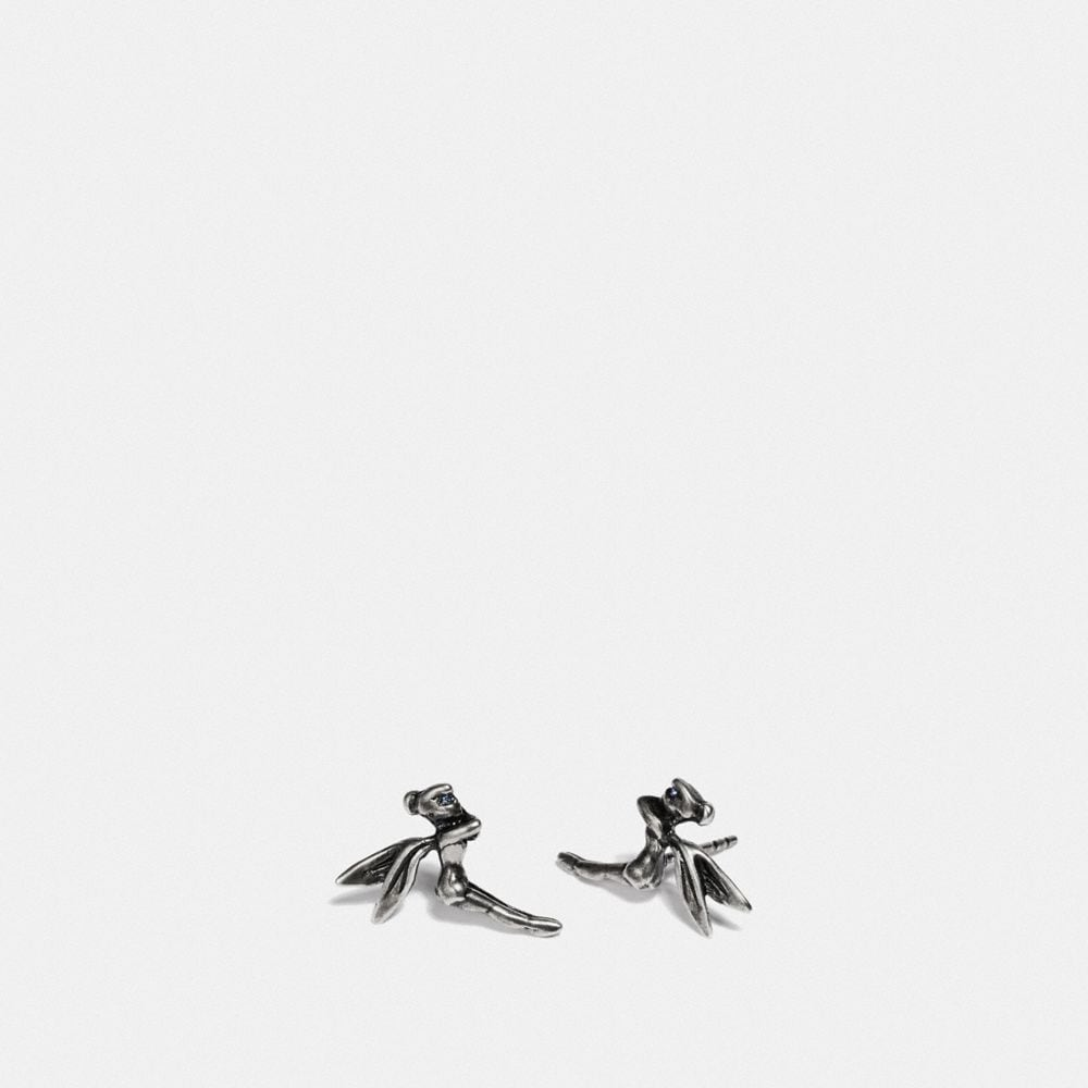 DISNEY X COACH TINKER BELL EARRINGS