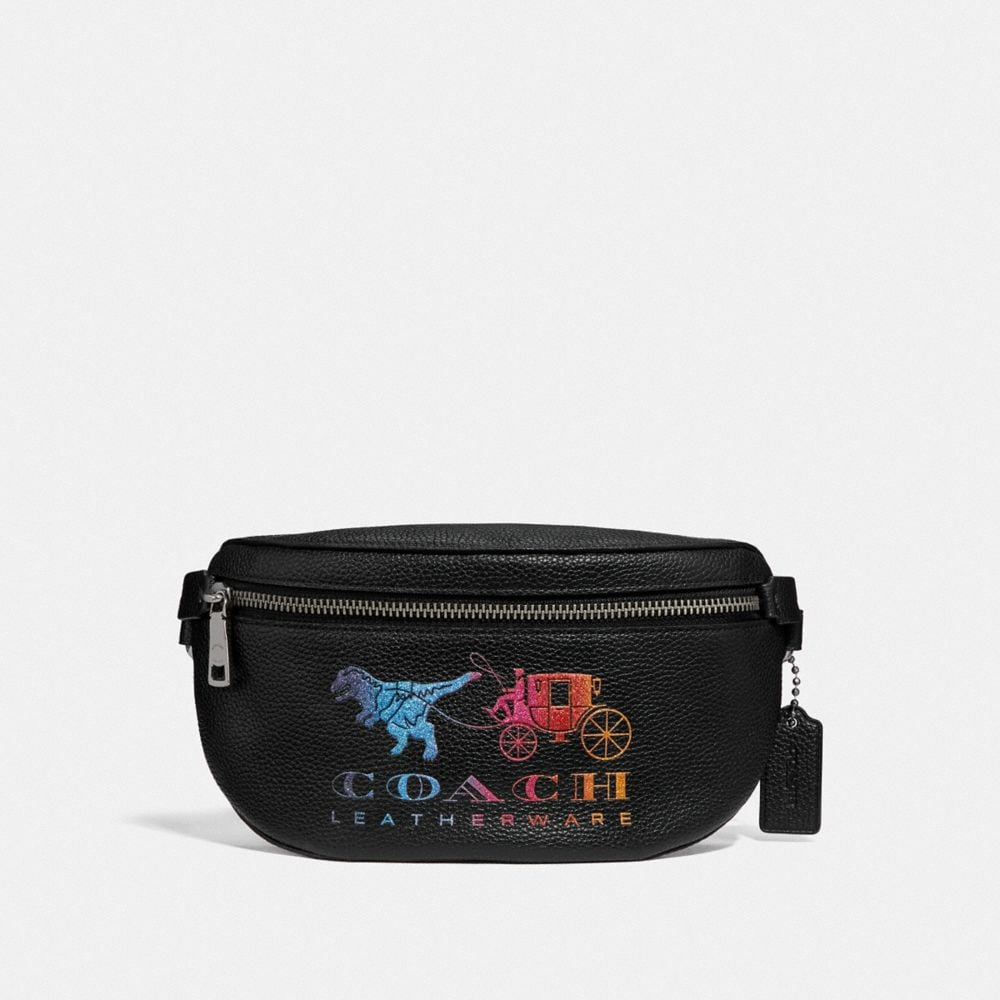 BELT BAG WITH REXY AND CARRIAGE