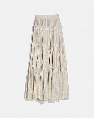 RANCHERO DELUXE LONG SKIRT