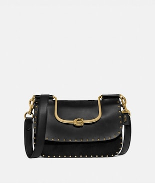 ELLIE CROSSBODY WITH RIVETS