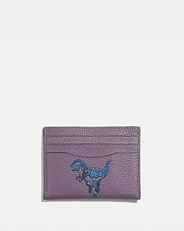 CARD CASE WITH REXY BY ZHU JINGYI