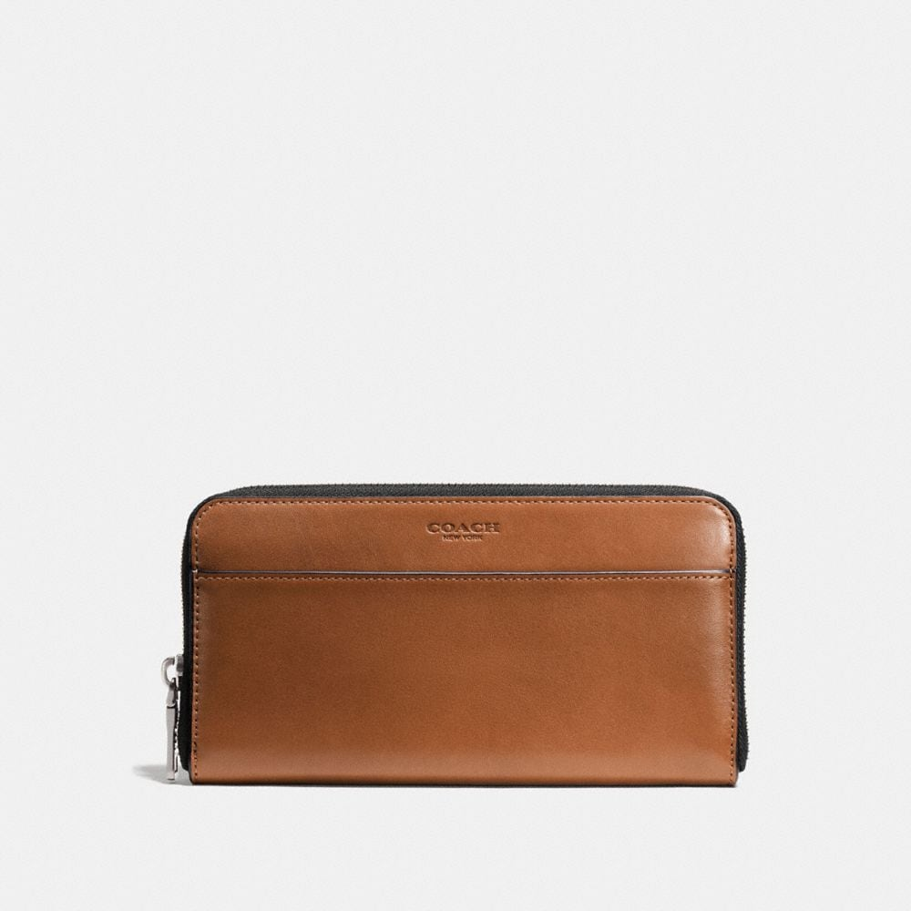 ACCORDION WALLET IN SPORT CALF LEATHER