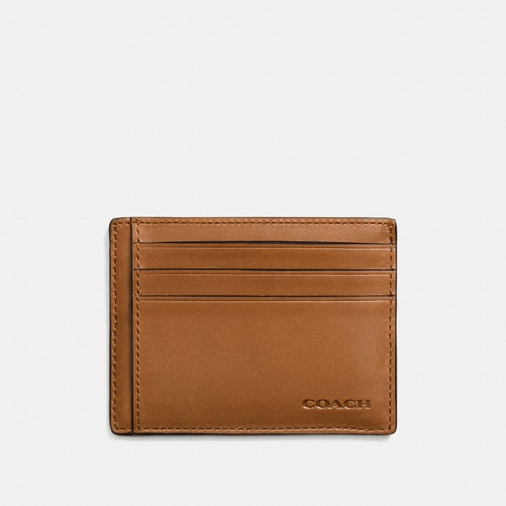 ID CARD CASE IN SPORT CALF LEATHER
