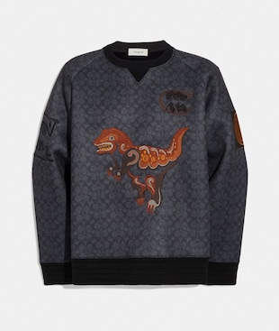 REXY BY CREATIVE ARTISTS SWEATSHIRT