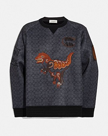 SUDADERA REXY BY CREATIVE ARTISTS