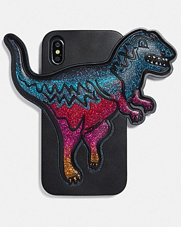 FUNDA PARA IPHONE XR CON REXY