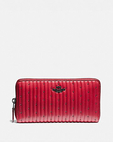 28fb347137b Women's Leather Wallets | COACH ®