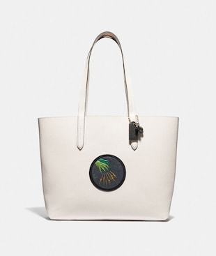 WIZARD OF OZ HIGHLINE TOTE WITH MOTIF